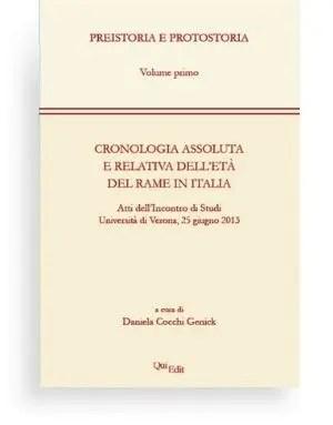 Cronologia assoluta e relativa dell'età del rame in Italia