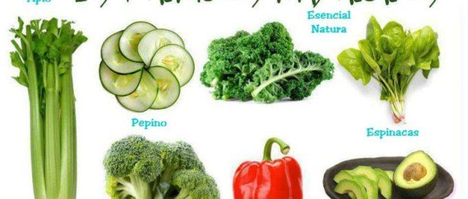 http://quieroperderpeso.info alimentos alcalinos