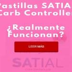 Pastillas SATIAL Carb Controller para Controlar el Peso ¿Funcionan?