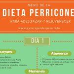 Menú de la Dieta Perricone para Adelgazar el Abdomen
