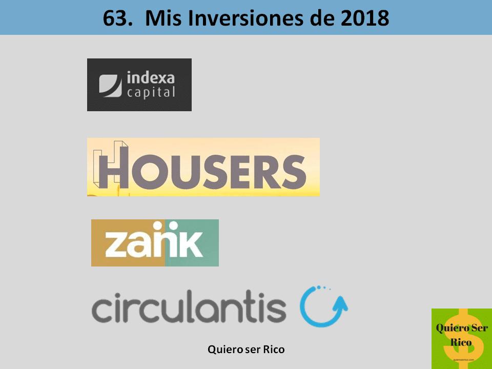 63. mis inversiones de 2018