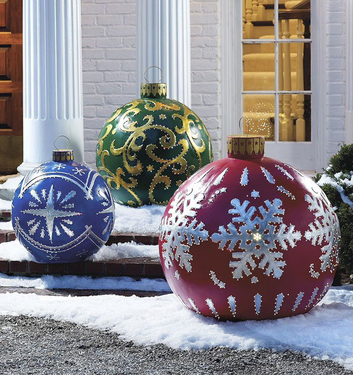 Outdoor Christmas Ideas