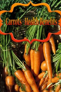 Carrots - Health Benefits