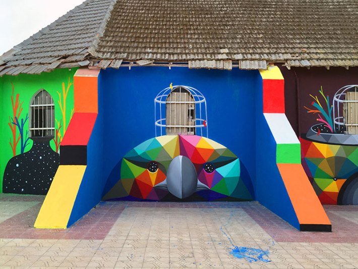 Abandoned-Church-Transformed-With-Colorful-Graffiti-5