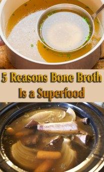 5 Reasons Bone Broth Is a Superfood