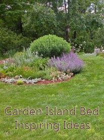Garden Island Bed Inspiring Ideas