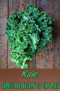 Kale - Superfood Packed to the Max