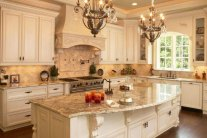 Beautiful Kitchen Islands