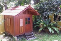 DIY - Balinese Styled Playhouse