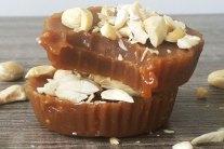 Healthy Maple Peanut Butter Fudge