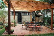 DIY - Brick Paver Patio