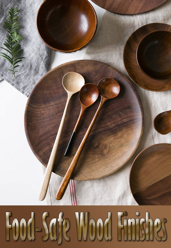 Two Food-Safe Wood Finishes Everyone Should Know