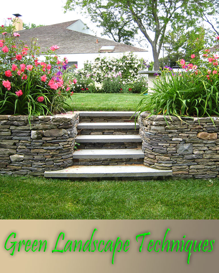 Green Landscape Techniques - Quiet Corner