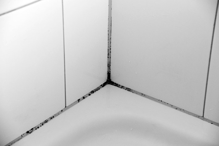How to Remove & replace moldy shower caulk