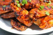 Honey BBQ Chicken Wings Recipe