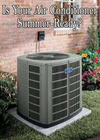 Is Your Air Conditioner Summer-Ready