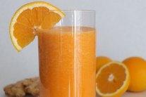 Orange Detox Smoothie