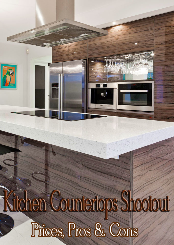 Top 10 Kitchen Countertops: Prices, Pros U0026 Cons