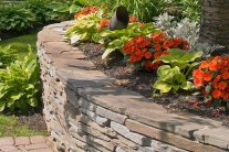 DIY - Dry Stone Wall