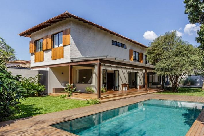 50's House Full Renovation – Butanta House