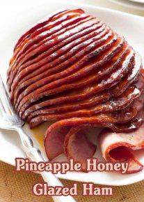 Pineapple Honey Glazed Ham Recipe 2