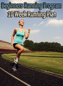 Beginners Running Program - 10 Week Running Plan