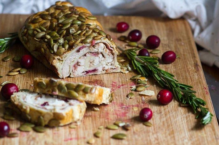Thanksgiving Deli Roll Recipe