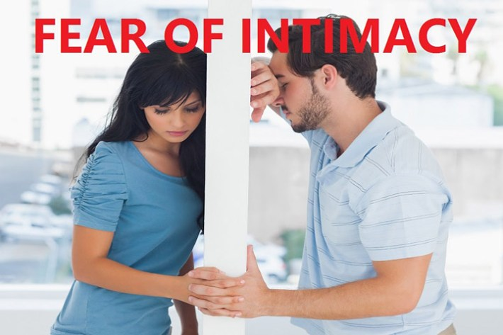 What Causes The Fear Of Intimacy?