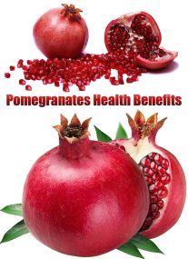Pomegranates Health Benefits