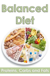 Proteins, Carbs and Fats - Balance Them and Fix Your Diet