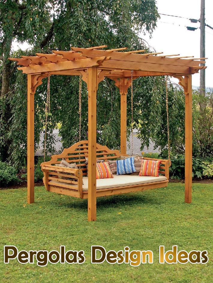 - Quiet Corner:Outdoor Pergolas Home Design Ideas - Quiet Corner