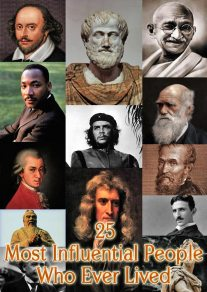 25 Most Influential People Who Ever Lived 0