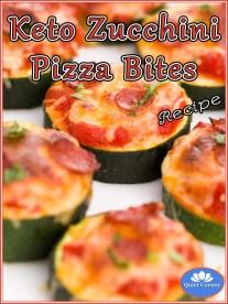 Keto Zucchini Pizza Bites Recipe