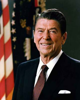 Celebrities with Tinnitus - Ronald Reagan Tinnitus