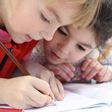 Tinnitus in children at school
