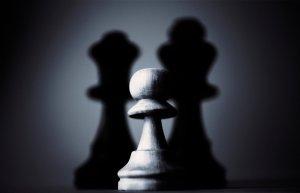 chess, dark, light