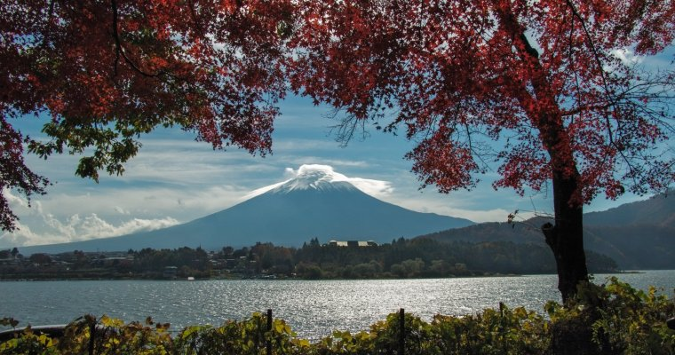 Fuji – around the lake