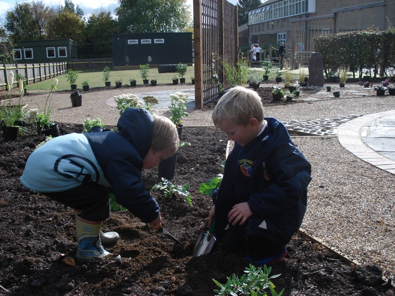 Bromham C of E Lower School