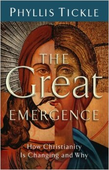 Book Cover for The Great Emergence - by Phillis Tickle