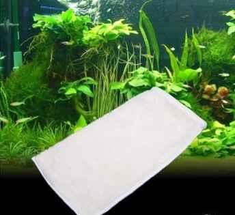 Blanket under the Aquarium