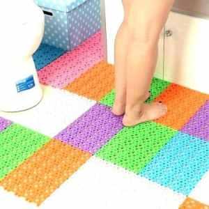 Soundproof the bathroom Floor
