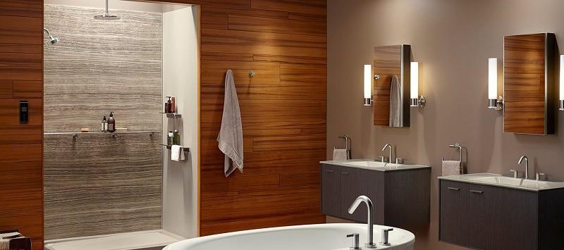 Soundproof the bathroom Walls