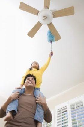 Clean your fan more often