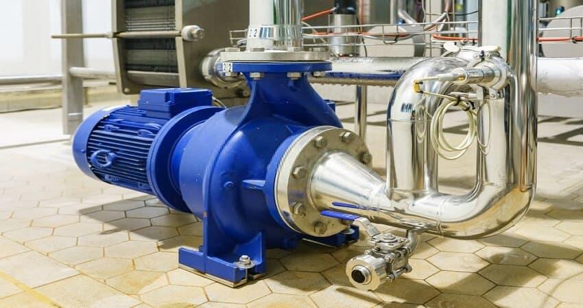 Quieter Water Pump