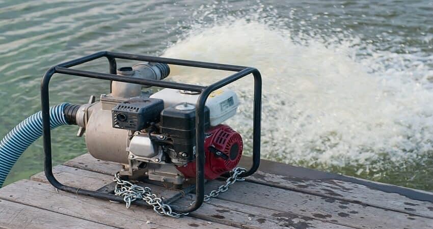Water Pump Airborne Noise