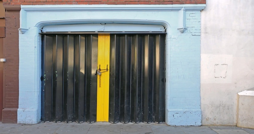 Soundproof Accordion Doors