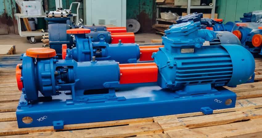 quiet RV water pump