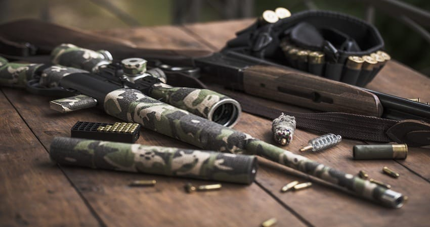 Quietest 22 Rifle