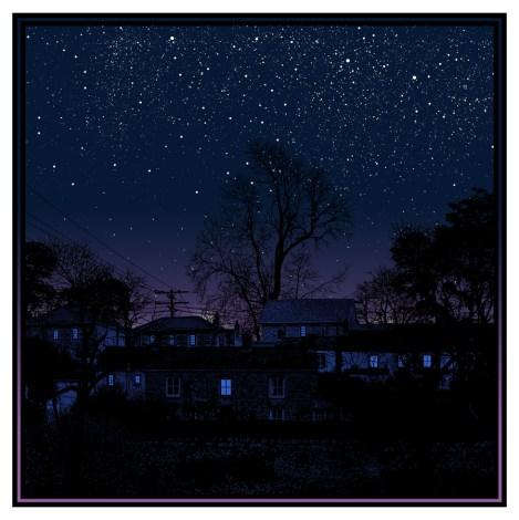 """Blue Windows Behind the Stars"". | Dan McCarthy."