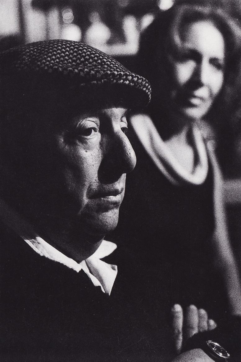 Pablo Neruda & Matilde Urrutia Courtesy of Sara Facio, 1972.